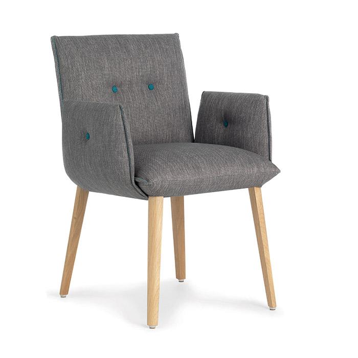 Soda fauteuil ouest mobilier concept for Meubles concept avis