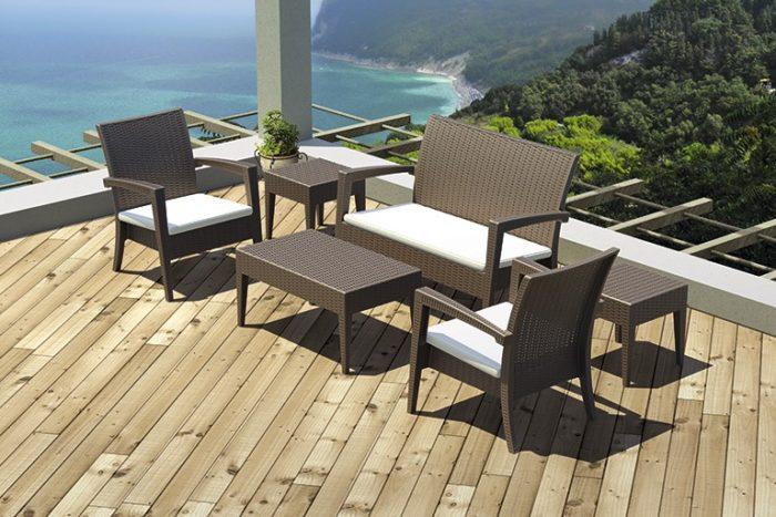 Ouest Mobilier IPANEMA SET